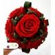 Svadobná kytica zo stabilizovaných ruží