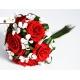Wedding bouquet shabby chic
