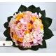Handmade svadobná kytica z ruží