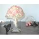 Svadobná kytica zo stabilizovaných ruží a hortenzií