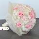 Svadobná kytica z konzervovaných kvetov