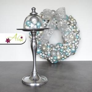 Vianočná dekorácia pre adventnú atmosféru