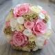 Svadobná kytica pre romantickú nevestu