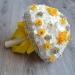 Luxusná svadobná kytica zo stabilizovaných kvetov