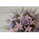 Stabilizované kvety - kytica