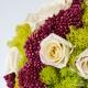 Živý stabilizovaný mach v kombinácii s ružami