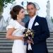 Folklorná svadobná kytica